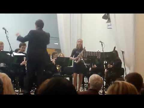100336 Ванаг Лидия Сен Прё Концерт для одного голоса