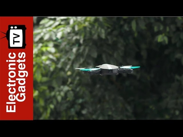 $30 Mini Camera Drone with Foldable, FPV and Smartphone Control App