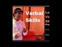 Elements of Verbal Skills