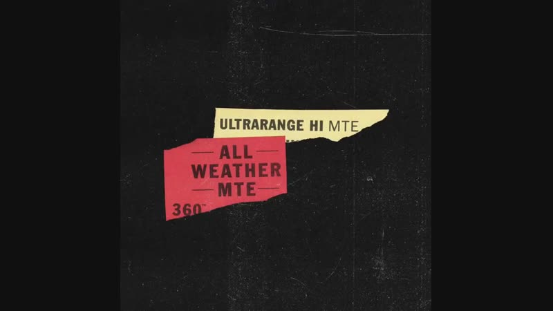 UltraRange Hi MTE
