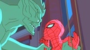 Marvel | Человек паук 2017 | сезон 1 серия 6 -Танцы с рогами