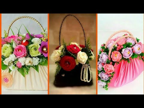 Stylish and Refreshing Bridal Flower Bouquet New flower arrangement style