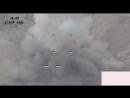 Авиаудары ВВС Ирака по боевикам ИГИЛ в провинции Салах-эд-Дин.