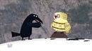 Про Ворона | детские мультфильмы | русские истории | моральная история | About The Raven