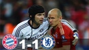 Bayern Munich vs Chelsea 1-1 (pen 3-4) Final 2012 _ Goals and highlights