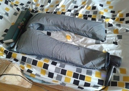 игровой домик для детей в квартиру с туннелем