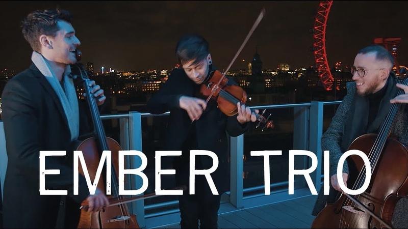 Hip Hop Medley (Coolio Eminem 50 Cent Dr. Dre Siscó) - Violin and Cello Cover Ember Trio