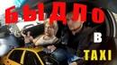 12 Учим Вежливости...Быдло в Такси...