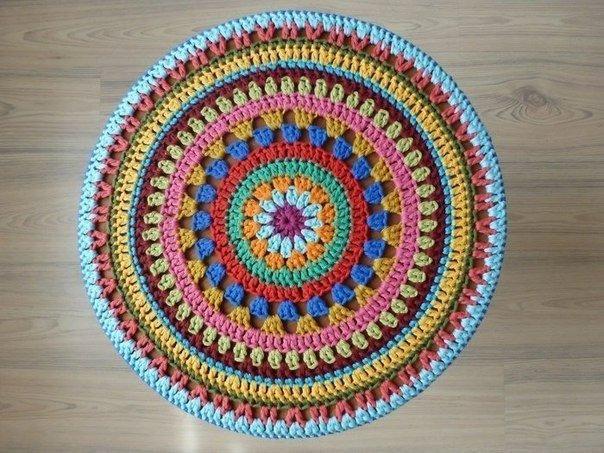 Вязание трикотажной лентой для начинающих