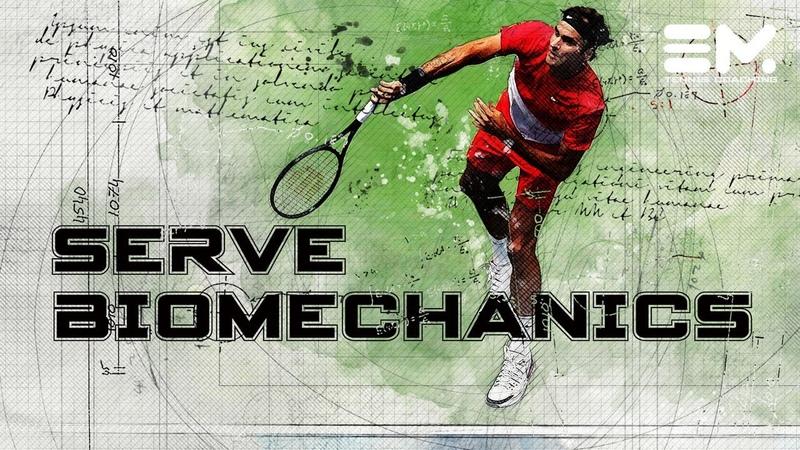 Tennis Serve Biomechanics | Serve Technical Analysis | EM Tennis Coaching