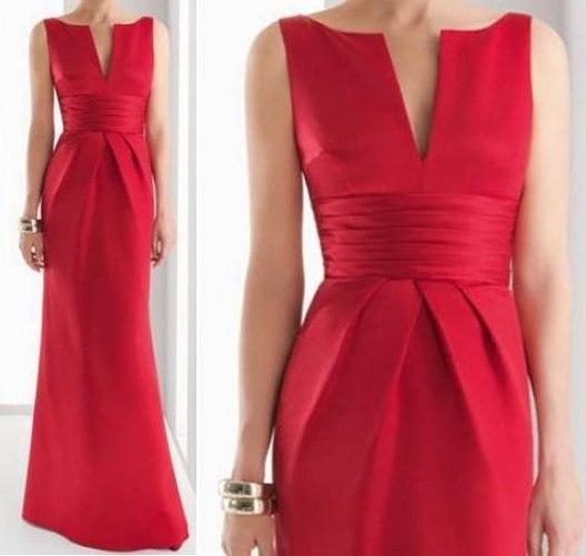 Вечернее платье, выкройка . Размеры 40-56 (10 фото) - картинка