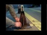 Самодельный стапель Более детально Ремонт ланжерона.