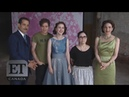 'The Marvelous Mrs Maisel' Cast React To Emmy