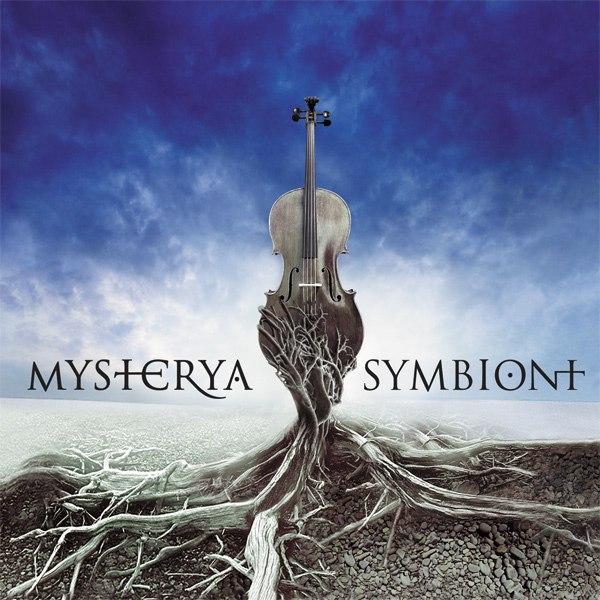 Дебютный альбом MYSTERYA - Symbiont (2013)