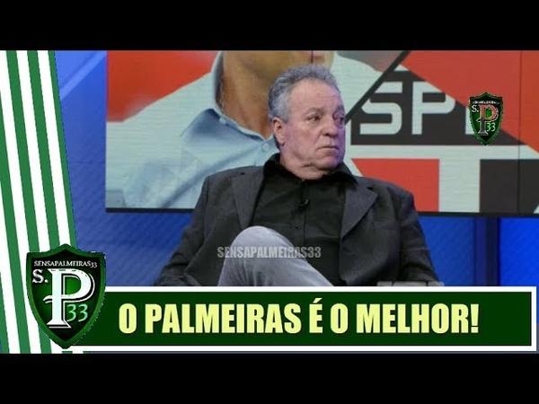 Olha o que o Abel Braga falou do PALMEIRAS do FELIPÃO!