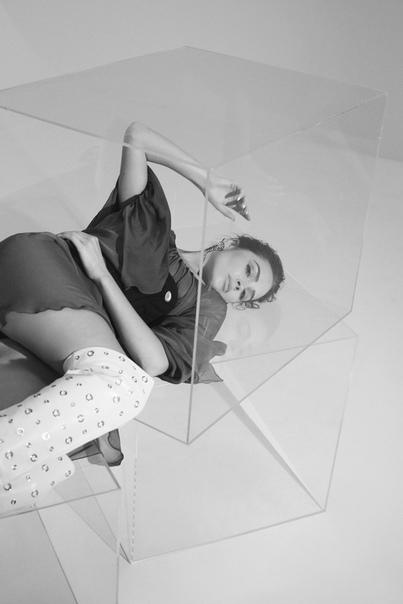 Оливия Калпо Flaunt, Декабрь 2018