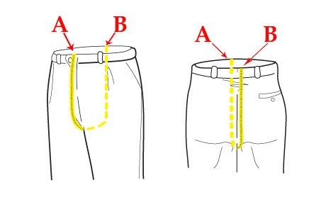 Как сделать шов для штанов