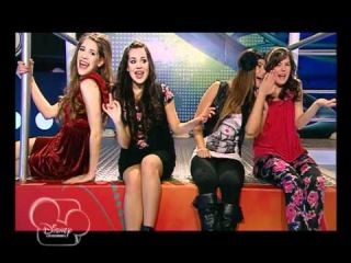 Highway - La Coreo de las chicas - Disney Channel Oficial