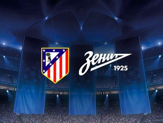 Лига чемпионов, «Атлетико» — «Зенит». 18.09.2013. Прямая трансляция из Мадрида