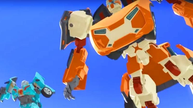 Тоботы новые серии - 25 Серия 2 сезон - мультики про роботов трансформеров [HD]