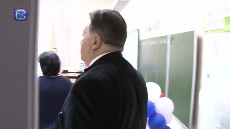 Детский омбудсмен Мурманской области порадовался аппетиту североморских ребят