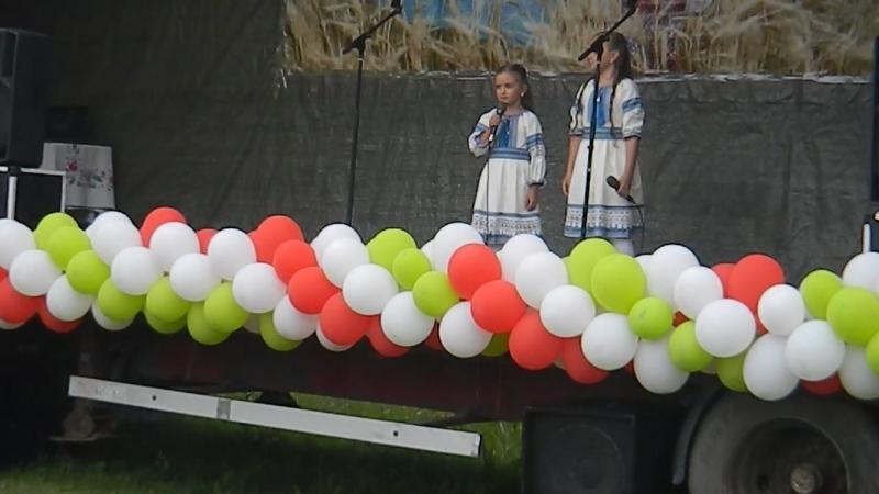 17.06.2018 у с.Скварява відбувся творчий звіт .