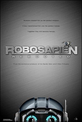 Ver Robosapien: Rebooted Online