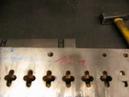 Крепление пуансона штифтом вместо буртика