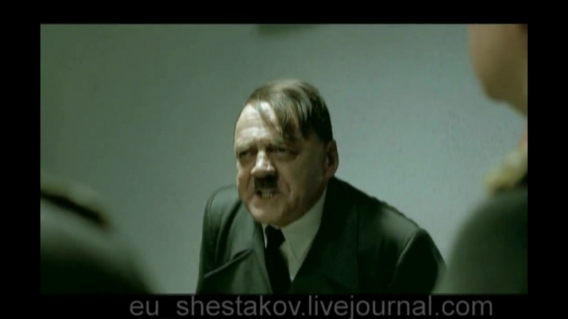 Гитлер про торрент
