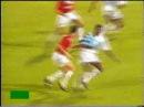 Zidane frappe Desailly OM-Bordeaux 18/9/93