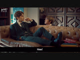 [WAO рус.саб] Реклама Lotte Duty Free с EXO