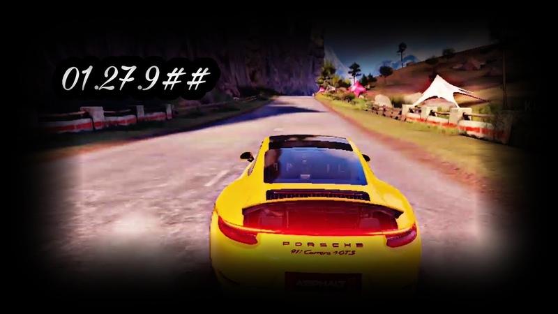 Asphalt 9 - Class B Cup - Porsche 911 GTS Coupe - 01.27.9