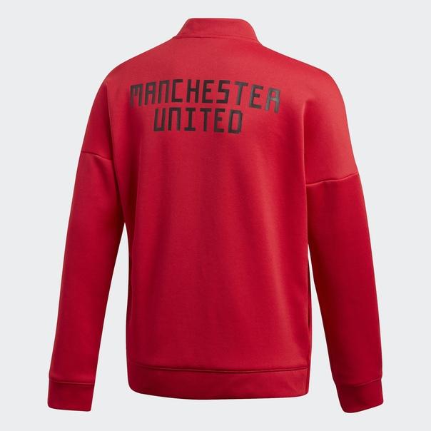 Куртка Манчестер Юнайтед adidas Z.N.E. Home