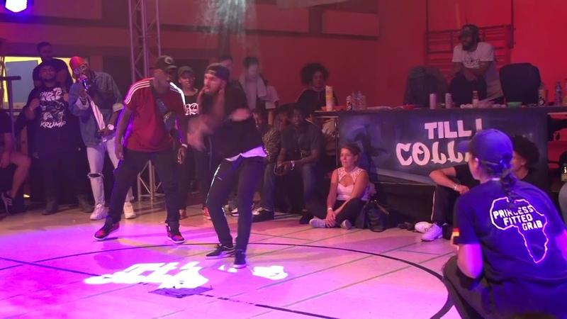 Till I collapse Battle 2018|Krump Judge Demo Rowdy|