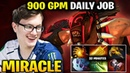 Miracle Bloodseeker vs Crystallize PL - Over 900 GPM Again
