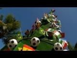 В Бразилии готовятся к жеребьевке финального турнира чемпионата мира по футболу - Первый канал