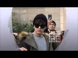 [직캠] 20141121 LeeMinHo Gimpo Airport 상해 출국~~by Y.S & Rainbow_MH