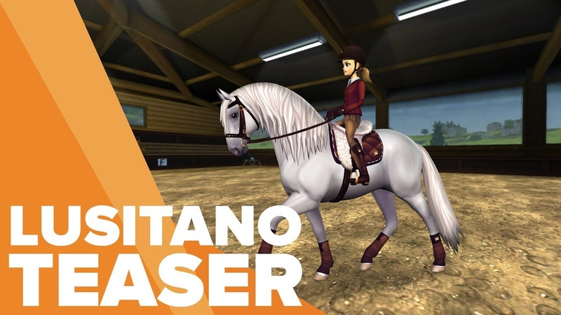 The Lusitano | Star Stable Teasers