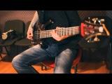 Обучение на бас гитаре RSS - уровень 3