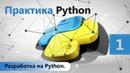 Разработка на Python Практика Python Урок 1