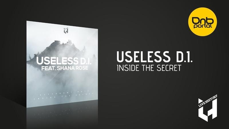 Useless D.I. - Inside The Secret [Live History Records]