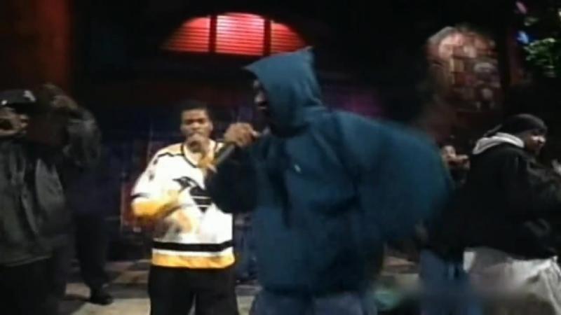 Wu-Tang Clan — Method Man (Live)