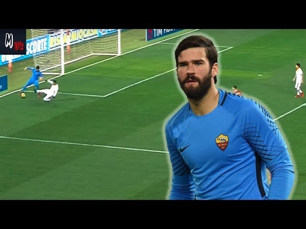 Alisson Becker The New World Class Sweeper GK Player Analysis
