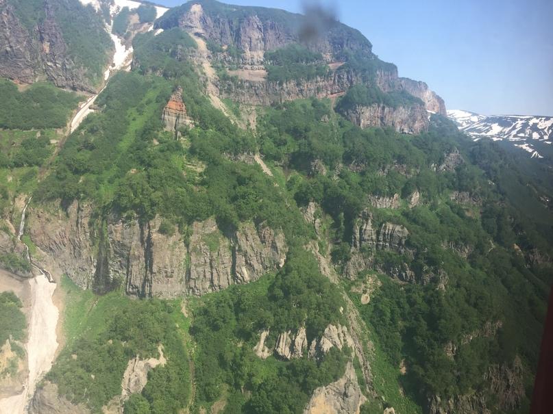 Вертолетная экскурсия. Горы