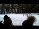 Конное шоу (18 февраля. Масленица у казаков в парке Дракино)
