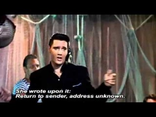 Elvis Presley - Return to Sender  HD