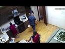 Нападение в Миллерово. Участковый ведёт допрос после нападения