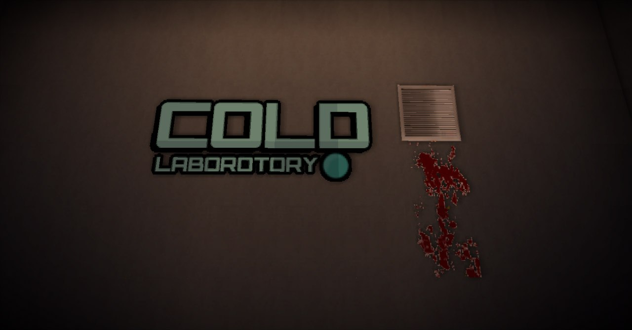 [Map][1.6.4/1.7.2] COLD LABOROTORY - Секретная лаборатория.