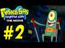 Губка Боб Квадратные Штаны 2 - Коварный Планктон! Глава 2