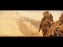 Battle of the Pyramids Tomb Kings vs Humans Dwarfs Warhammer 2 Total War cinematic